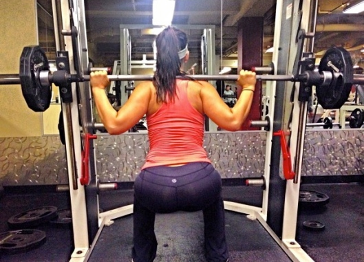 SQUAT! It does the body good